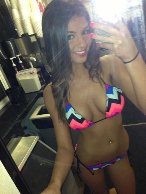 Dorm Room Nude Selfie